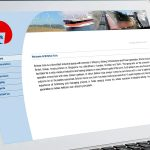 BritMar Asia Website Design