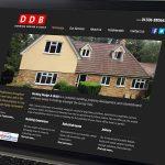 DDB Properties Website Design