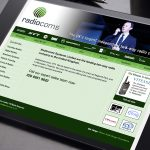 Radiocoms Website Design