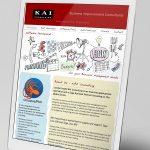 KAI Consulting Website Design
