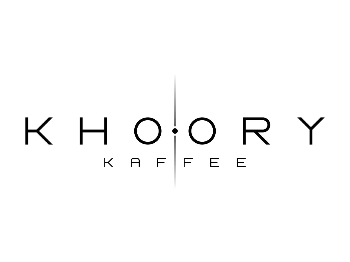 Khoory Kaffee Logo Design | Clinton Smith Design Consultants ...