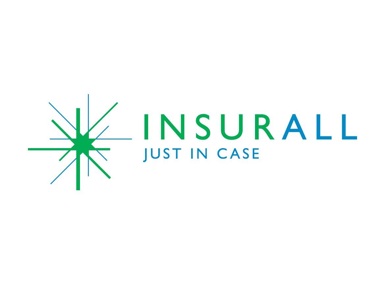 Insurall Logo Design