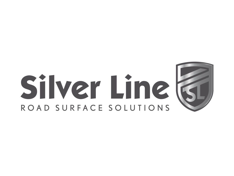 Silver Line Logo Design