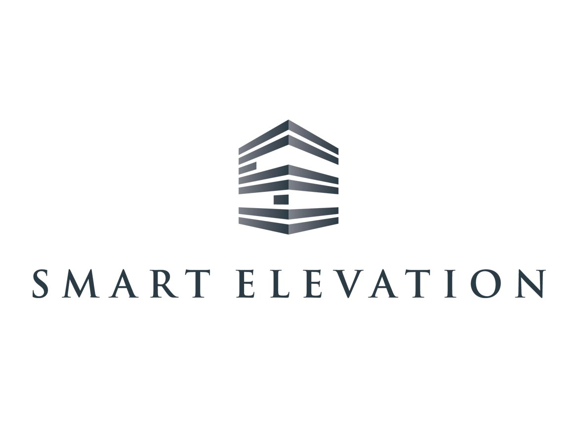 Smart Elevation Logo Design