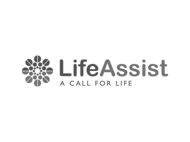 LifeAssist Logo Design