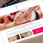 Janine Clinton-Smith Website Design