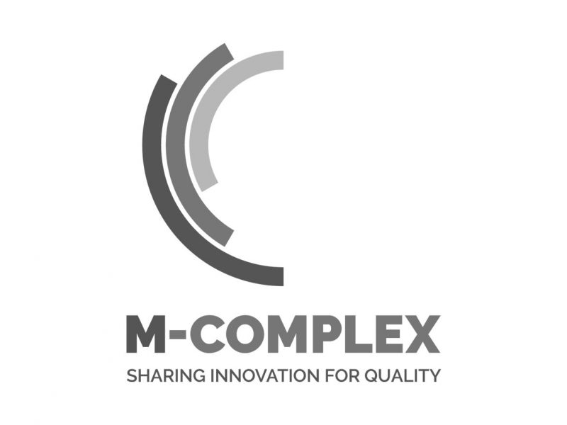 M-Complex Logo Design