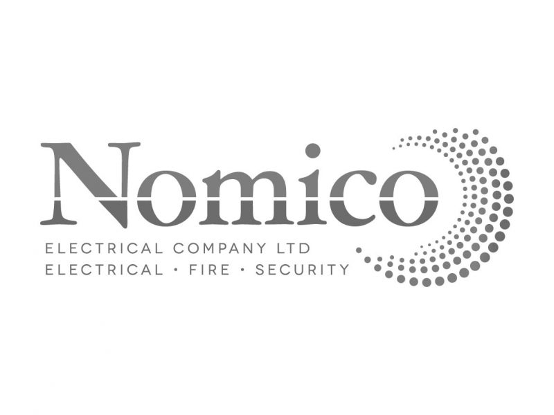 Nomico Electrical Logo Design