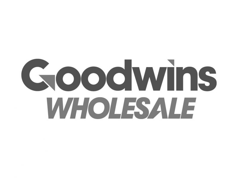 Goodwins Wholesale Logo Design