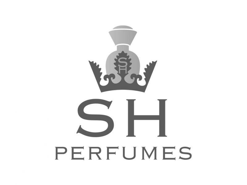SH Perfumes Logo Design