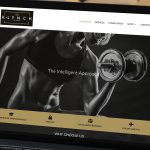 K Lynch Fitness Website Design