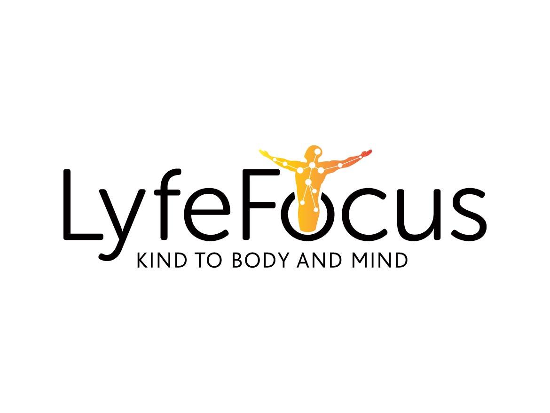 LyfeFocus Logo Design