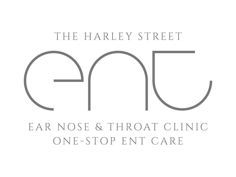 The Harley Street ENT Clinic Logo Design